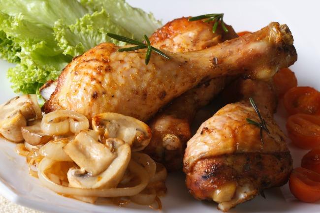 **Slow Cooker Chicken Legs