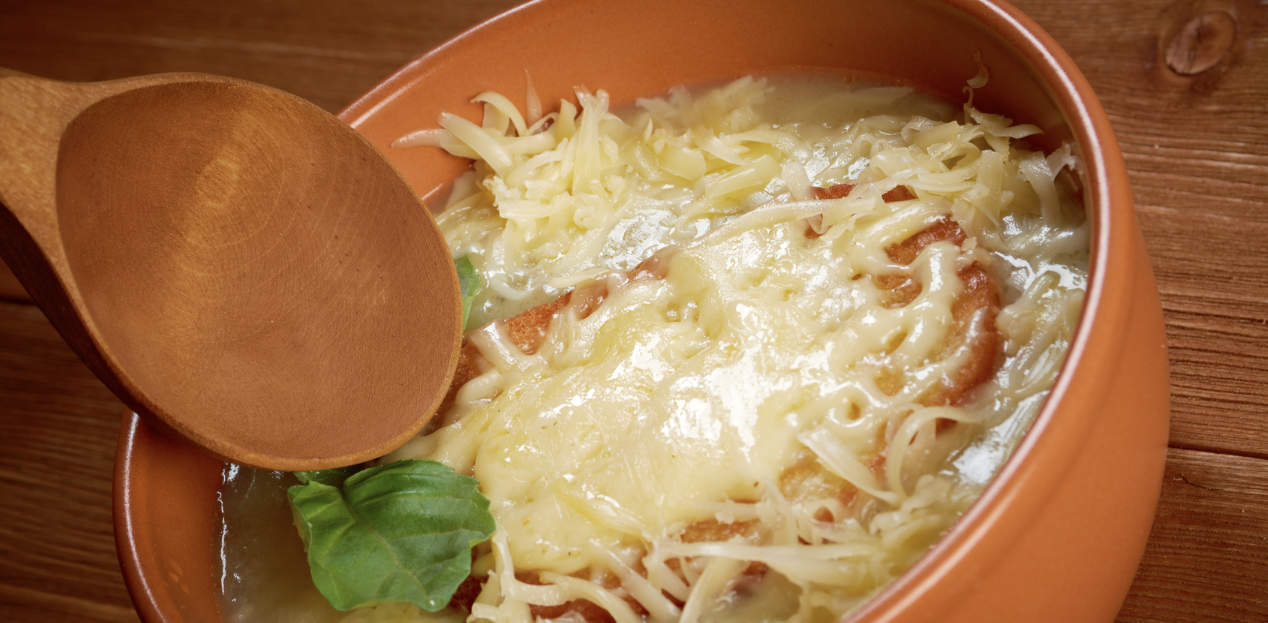 **Slow Cooker French Onion