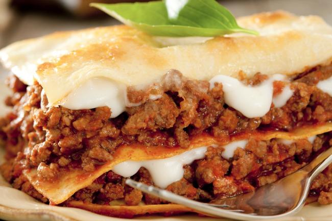 **Slow Cooker Lasagna