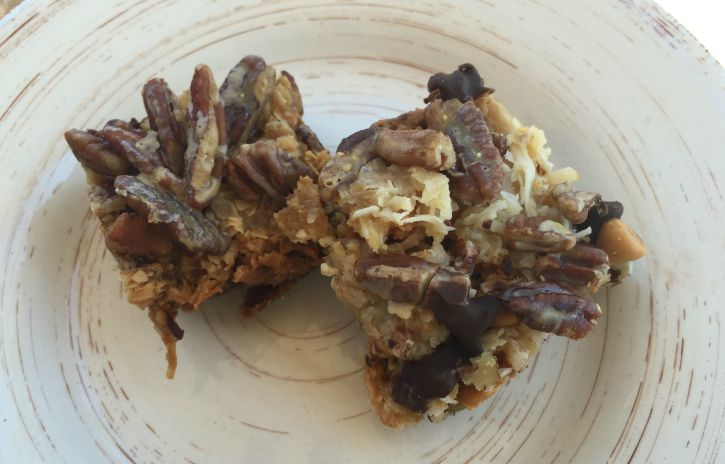 **Slow Cooker Seven Layer Bars