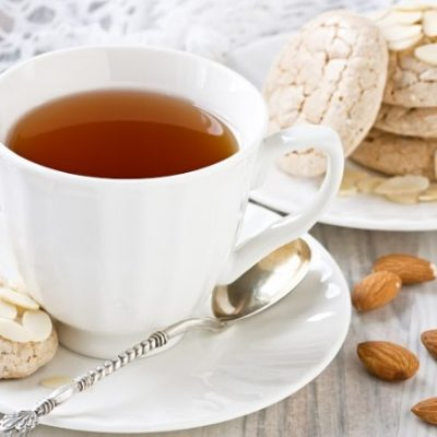 **Slow Cooker Almond Tea