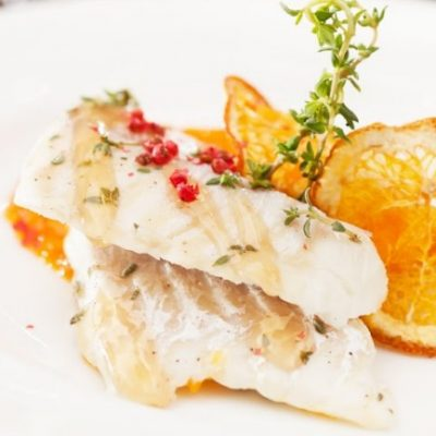 **Slow Cooker Fish with Citrus