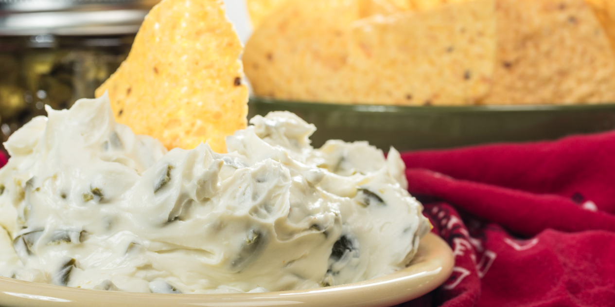 Slow Cooker Jalapeno Popper Dip * *