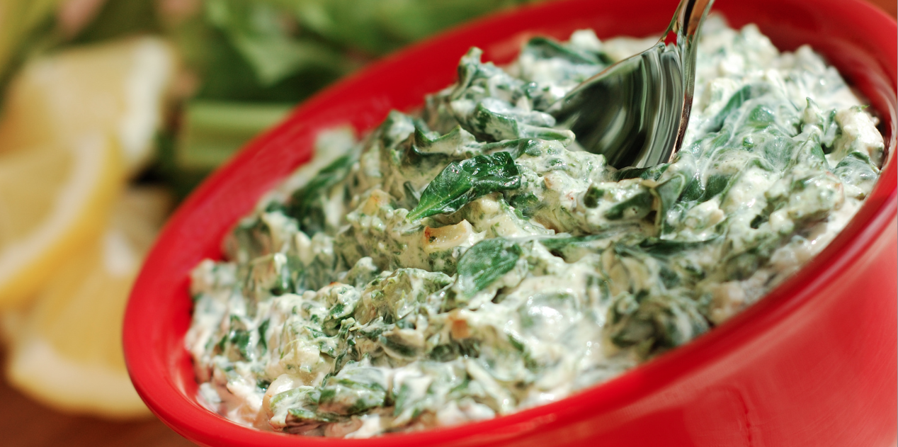 **Slow Cooker Spinach Artichoke Dip