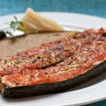 **Slow Cooker Stuffed Zucchini