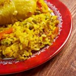 **Slow Cooker Arroz Con Pollo
