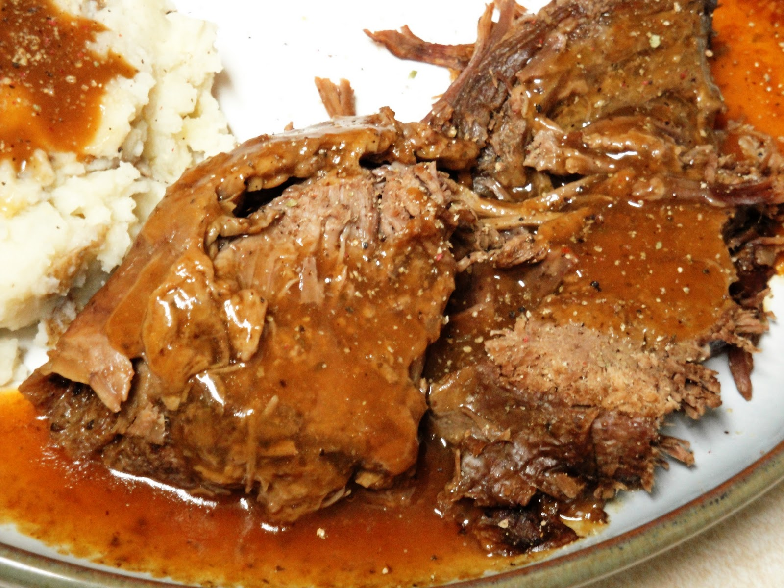 Crock Pot Chinese Pot Roast