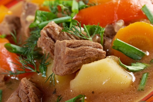**Slow Cooker Irish Lamb Stew