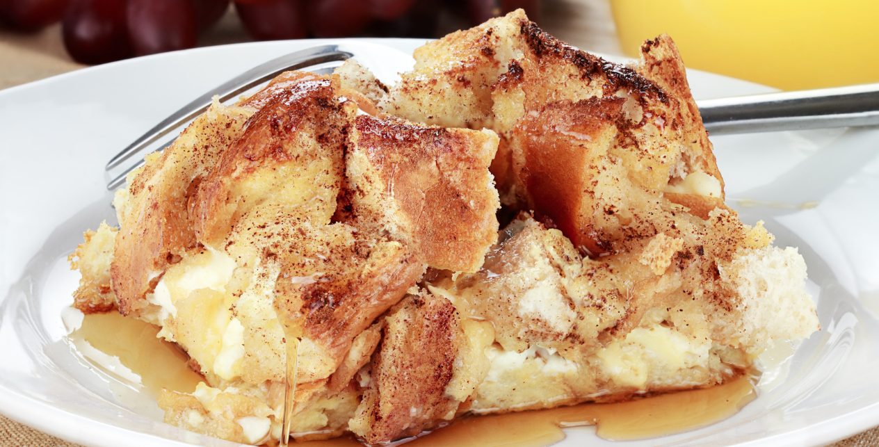 Slow Cooker French Toast * *