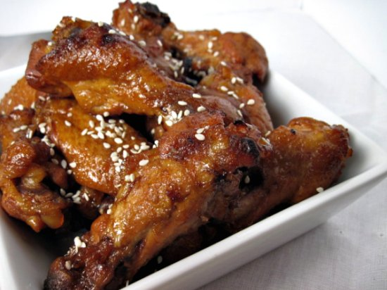 Crock Pot Asian Chicken Wings