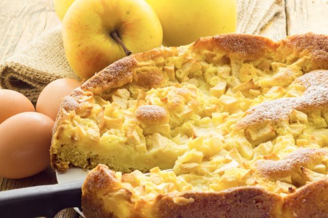 **Slow Cooker Apple Pie