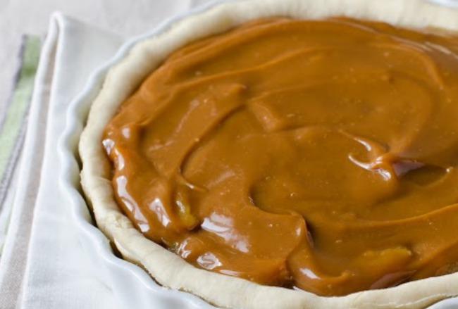 Slow Cooker Caramel Pie **