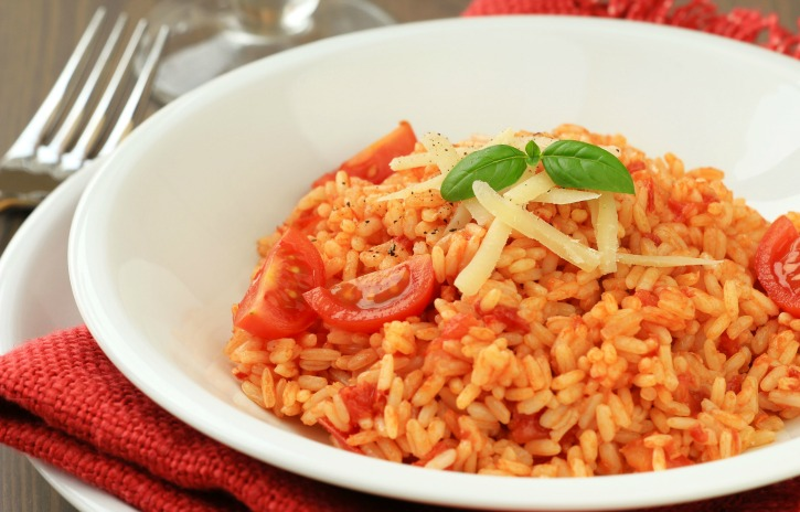 **Slow Cooker Italian Rice