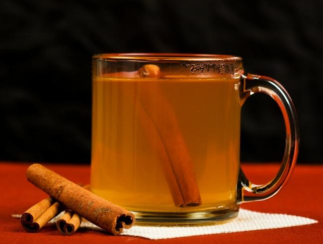 Slow Cooker Mulled Cider * *