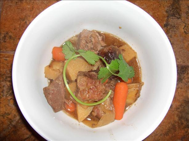 Crock Pot Niku Jaga