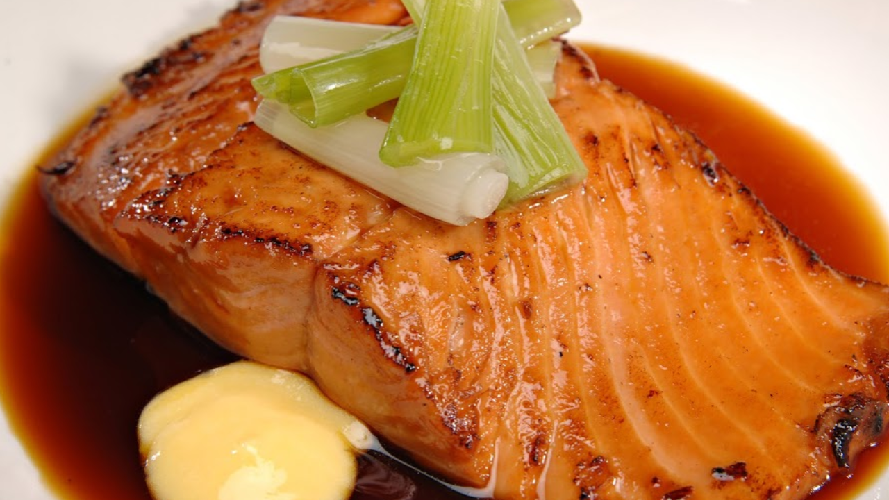 Slow Cooker Maple Salmon Get Crocked
