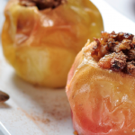 Slow Cooker Stuffed Apples * *