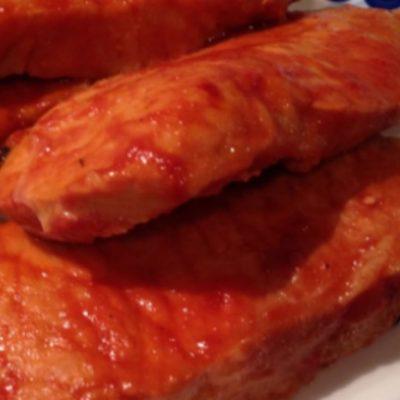 **Slow Cooker BBQ Pork Chops