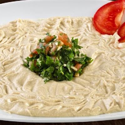 **Slow Cooker Hummus