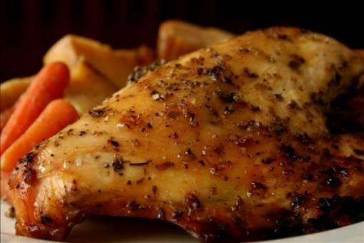 Crock Pot Greek Chicken