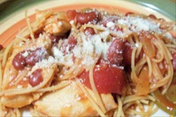Crock Pot Tuscan Pasta