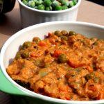 Crock Pot Veggie Curry