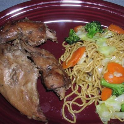 Slow Cooker Wisconsin Pheasant (Sconnie Style)