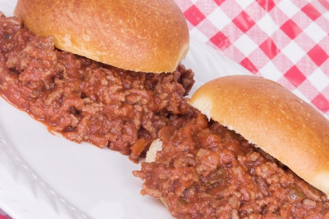 Slow Cooker Sloppy Joe **