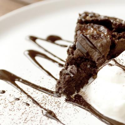 Slow Cooker Brownie * *