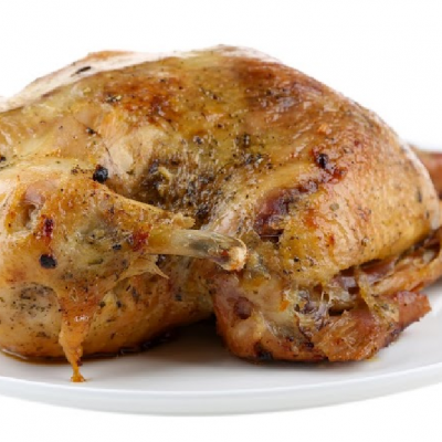 Slow Cooker Chicken (Whole) * *