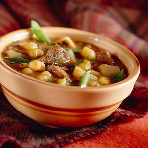Crock Pot Green Chili Stew