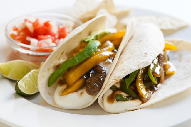 **Slow Cooker Fajitas
