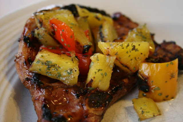 Crock Pot Pineapple Marinade Pork Chops