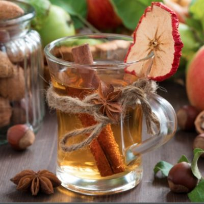 Slow Cooker Apple Cider Spiced Punch **
