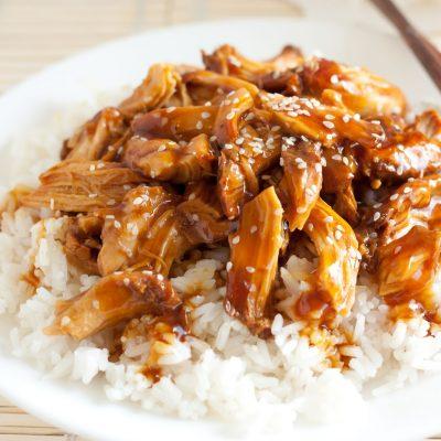 Asian Glazed Chicken