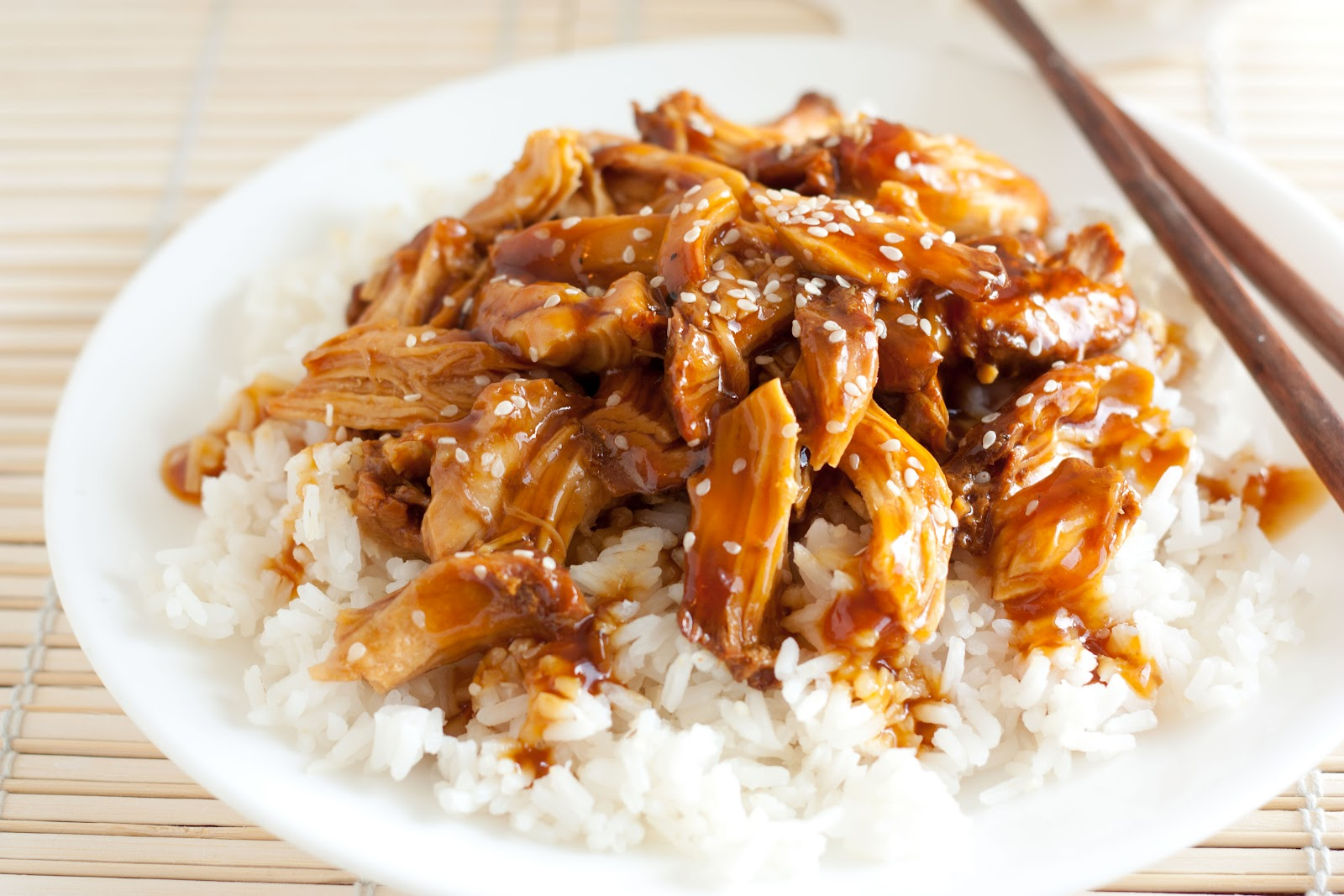 Asian Glazed Chicken