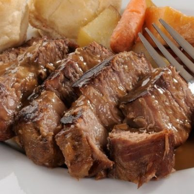**Best Slow Cooker Roast EVER