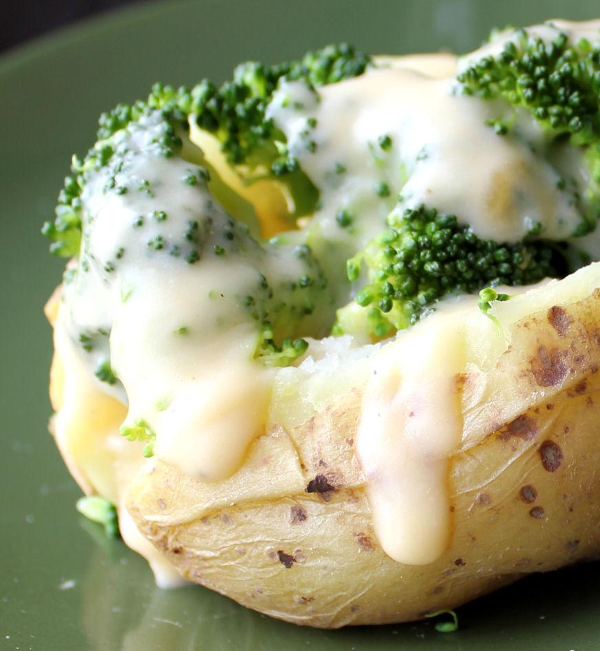 Crock Pot Broccoli Dip