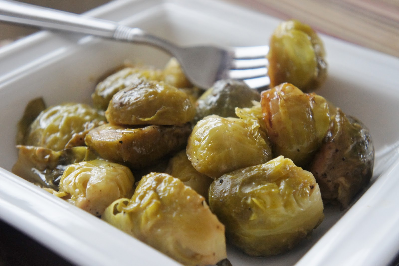 Crock Pot Dijon Mustard Brussel Sprouts