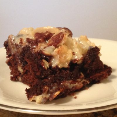 Slow Cooker Five Layer Brownie * *
