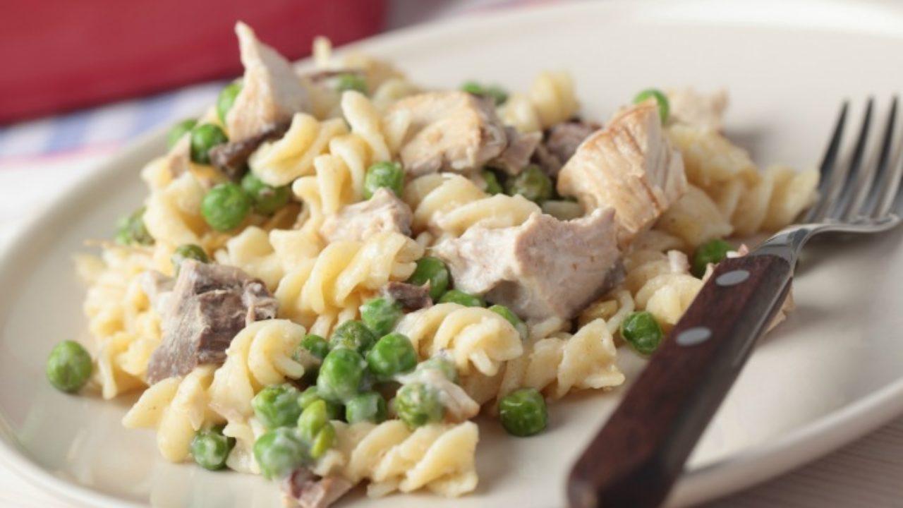 Crock Pot Tuna Noodle Casserole Get Crocked