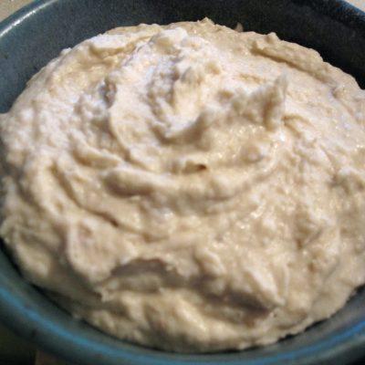 Crock Pot Garlic Roasted White Bean Dip