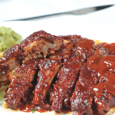 **Slow Cooker Great Barbecue Short Ribs
