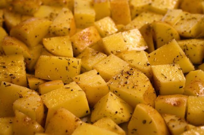 **Slow Cooker Irish Potatoes