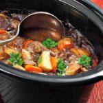 **Slow Cooker Irish Beef Stew