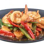**Slow Cooker Shrimp Stir Fry