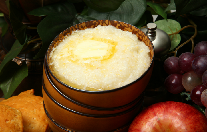**Slow Cooker Southern Creamy Grits