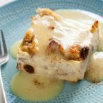 **Slow Cooker White Chocolate Bread Pudding