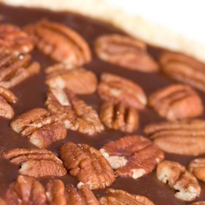 Slow Cooker Pecan Pie* *