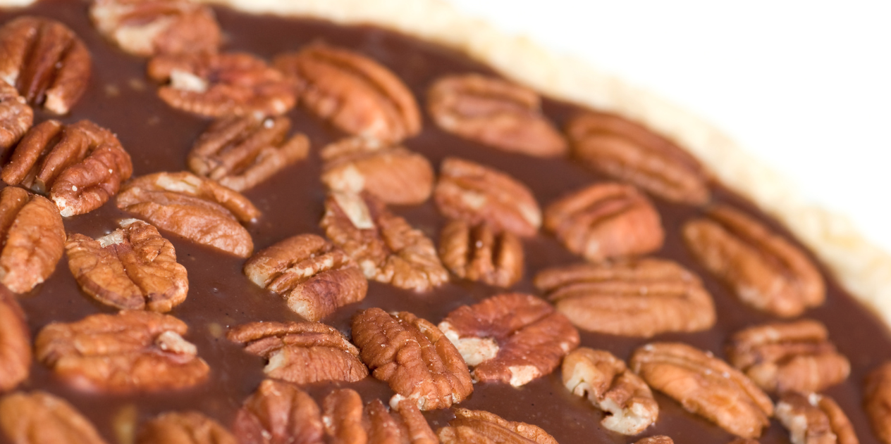 Slow Cooker Pecan Pie* *